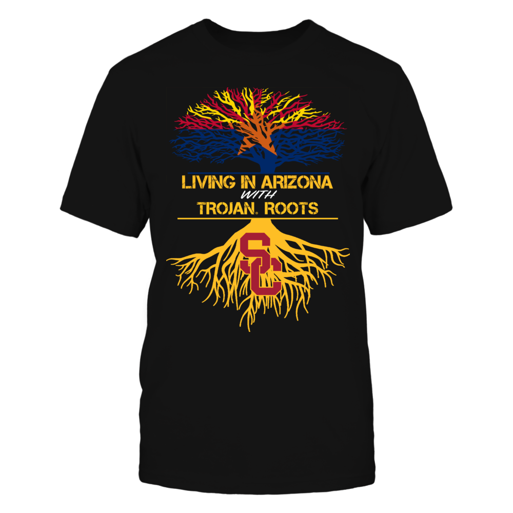 USC Trojans - Living Roots Arizona Front picture