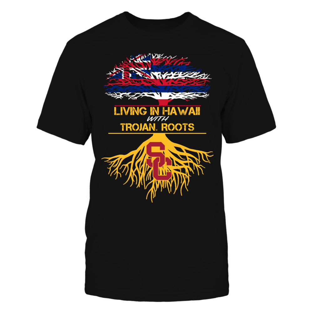USC Trojans - Living Roots Hawaii Front picture