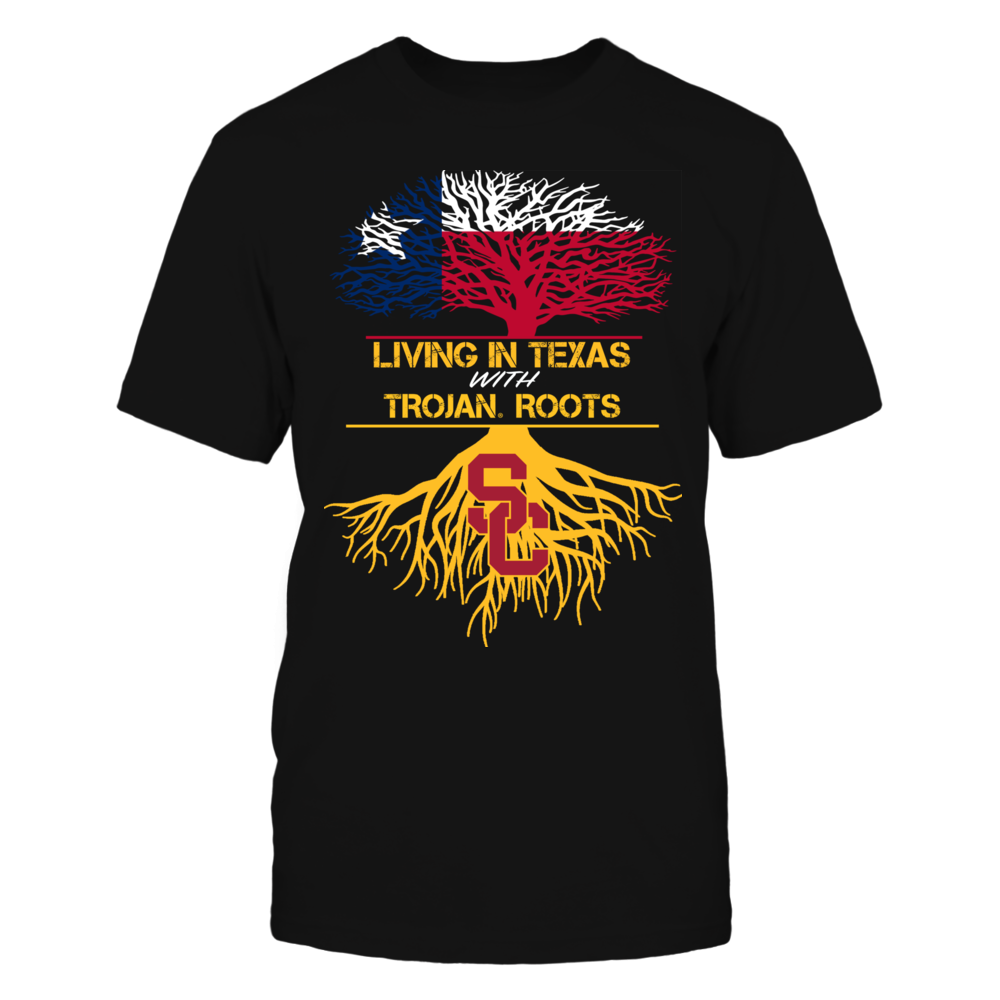 USC Trojans - Living Roots Texas Front picture