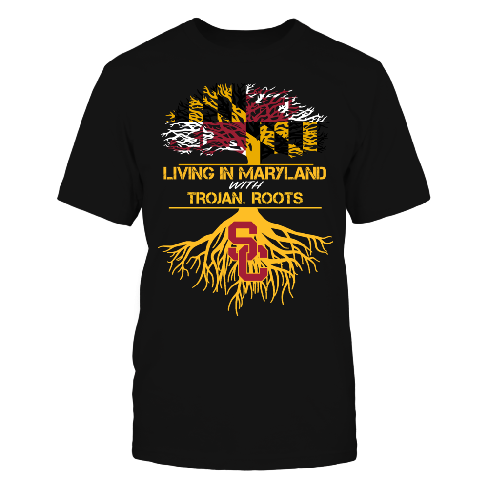 USC Trojans - Living Roots Maryland Front picture