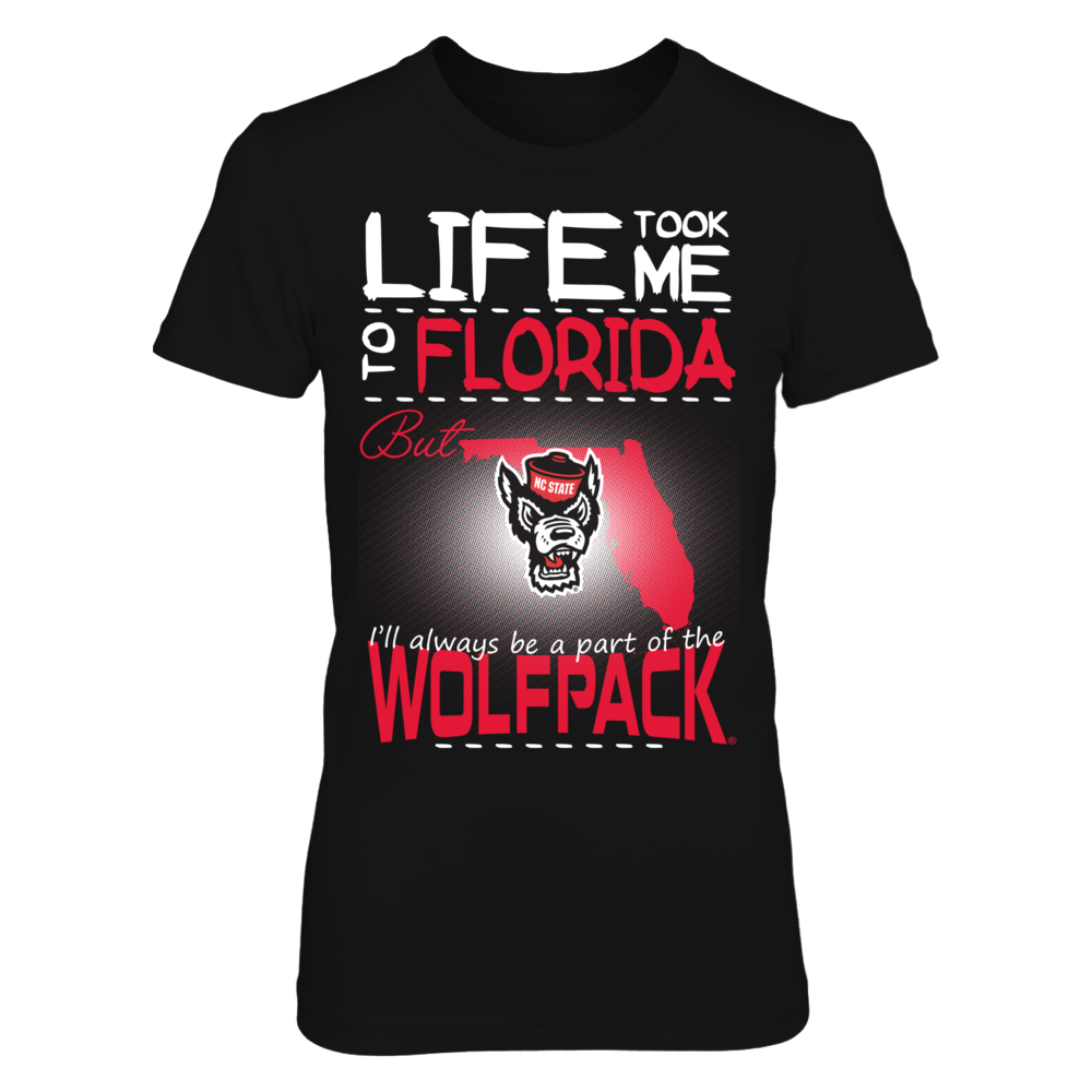 NC State Wolfpack - Life Took Me To Florida Front picture