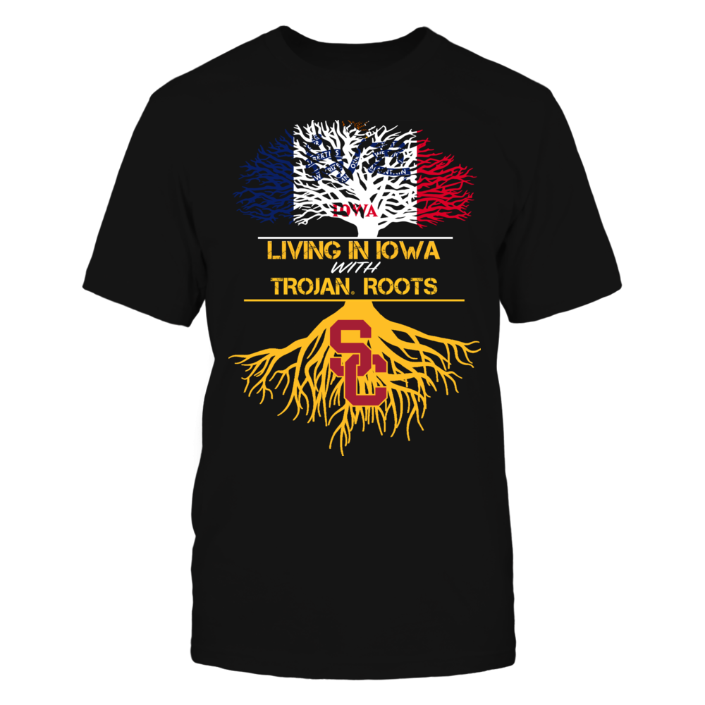 USC Trojans - Living Roots Iowa Front picture