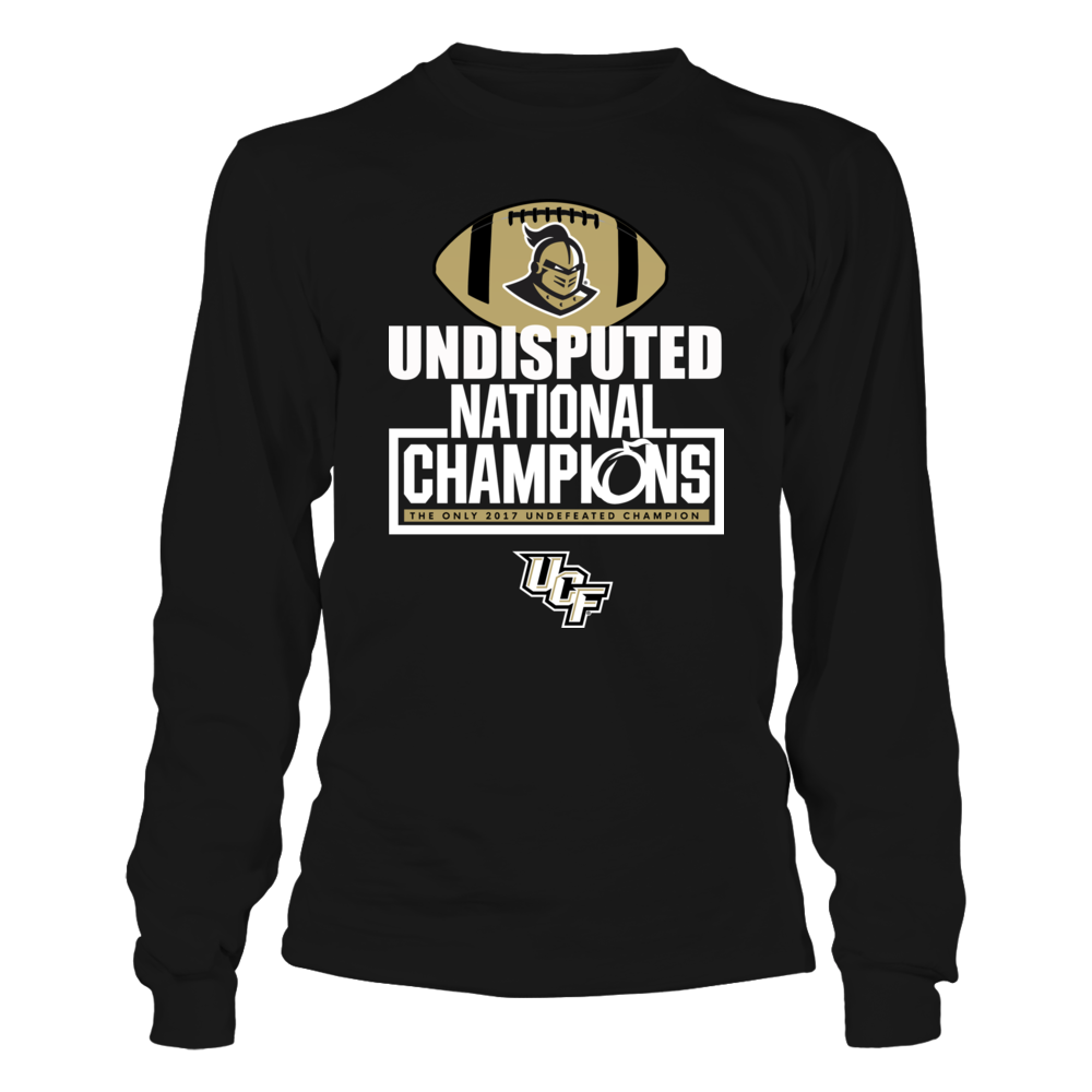 University Central Florida Football- Peachbowl National Champions Front picture