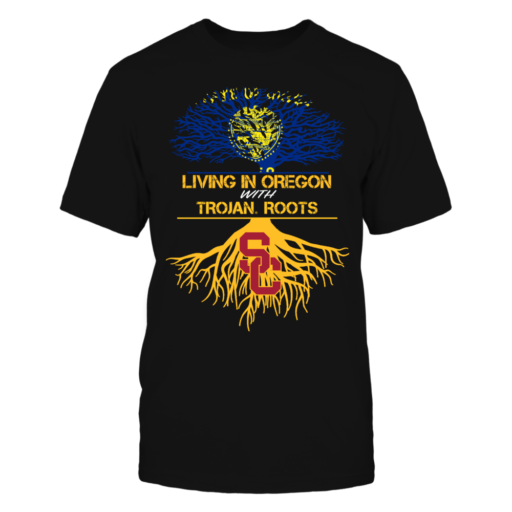 USC Trojans - Living Roots Oregon Front picture