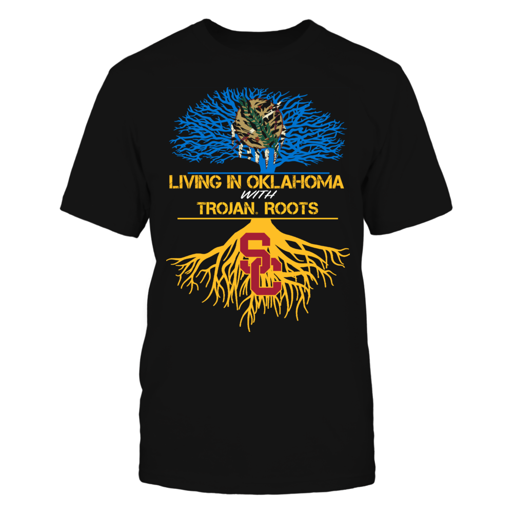 USC Trojans - Living Roots Oklahoma Front picture