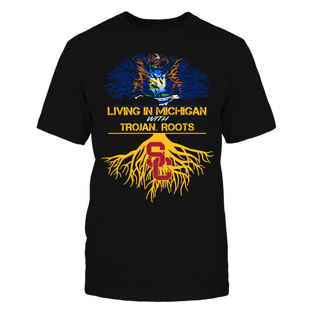 USC Trojans - Living Roots Michigan Front picture
