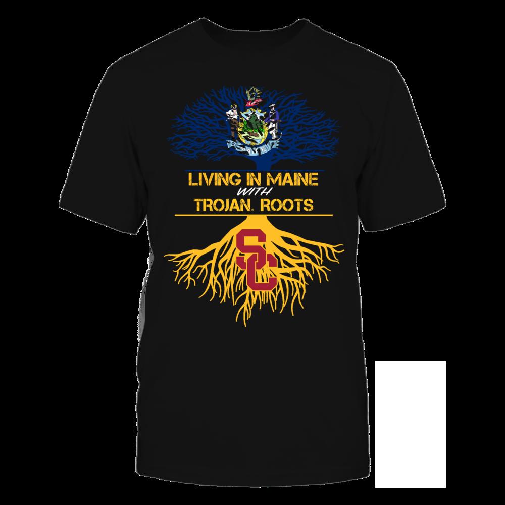 USC Trojans - Living Roots Maine Front picture