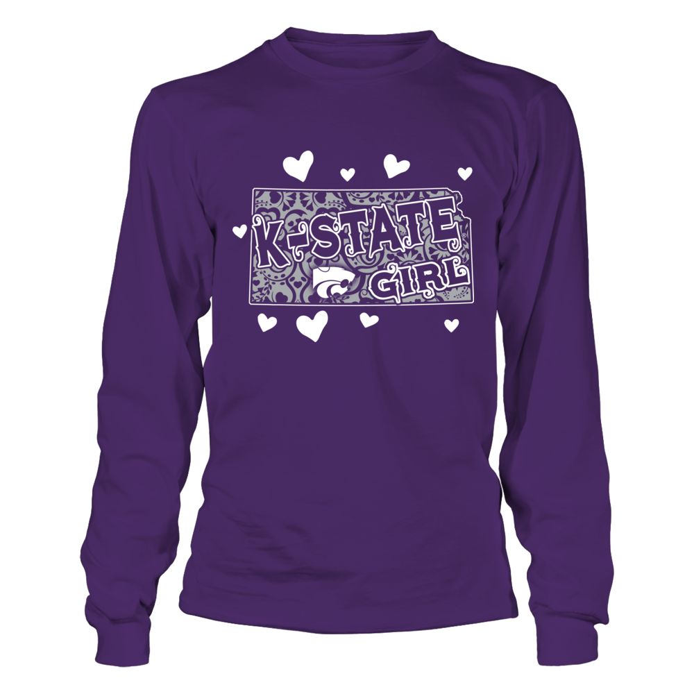 Kansas State Wildcats - State Girl Front picture
