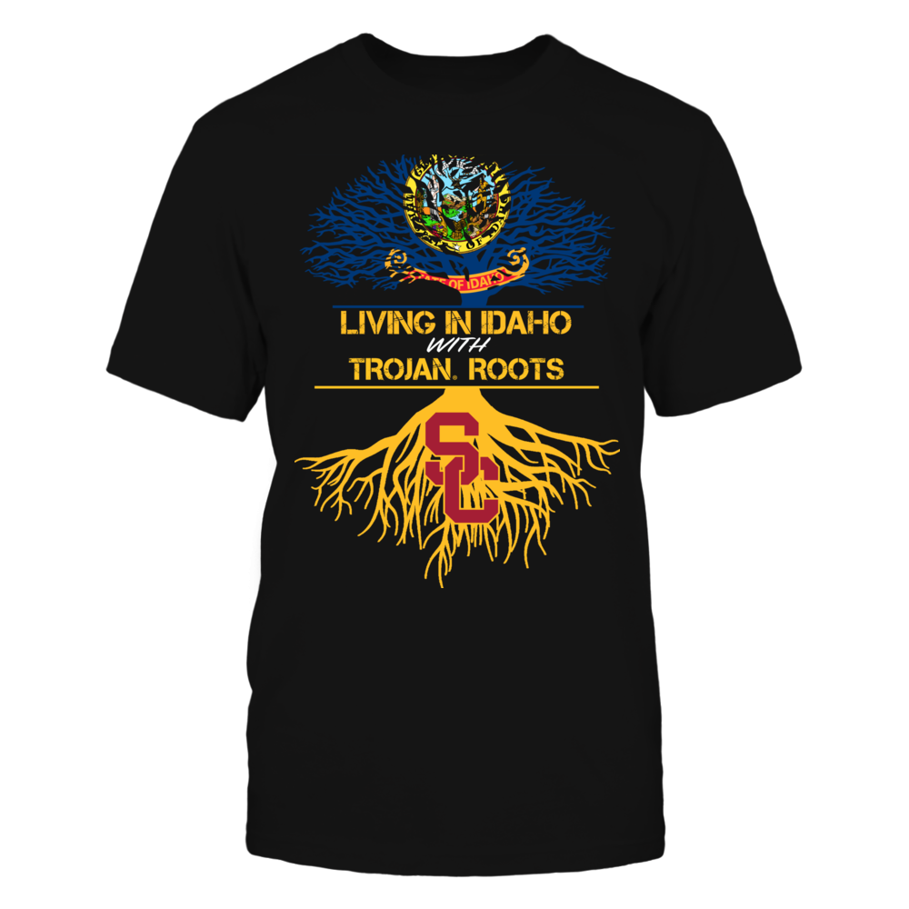 USC Trojans - Living Roots Idaho Front picture