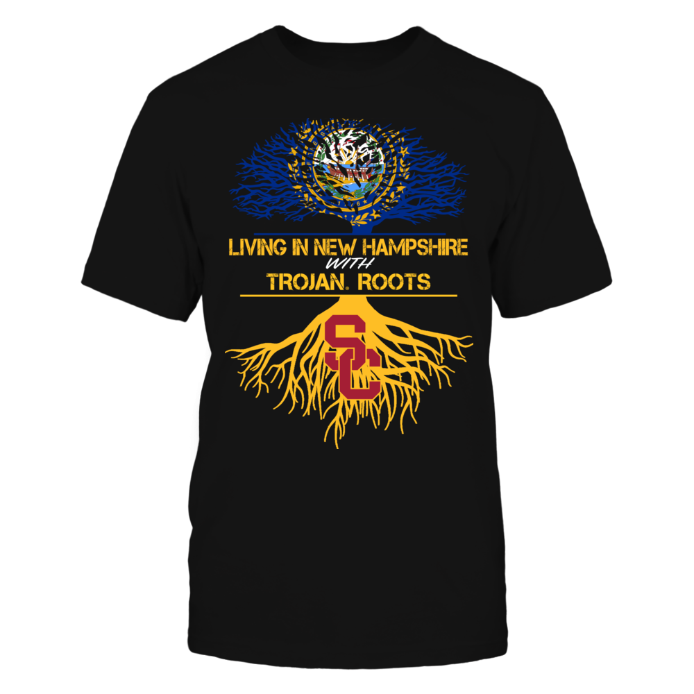 USC Trojans - Living Roots New Hampshire Front picture