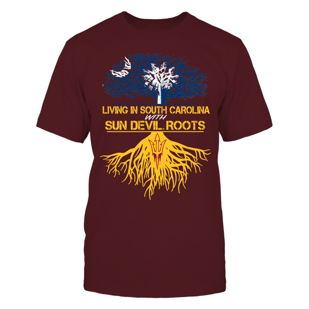 Arizona State Sun Devils - Living Roots South Carolina Front picture