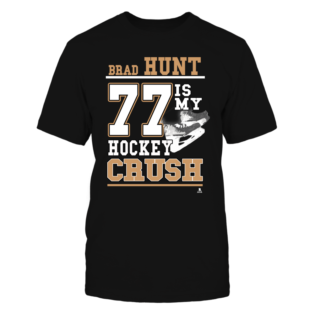 Brad Hunt No. 77 - Las Vegas Hockey Crush Front picture