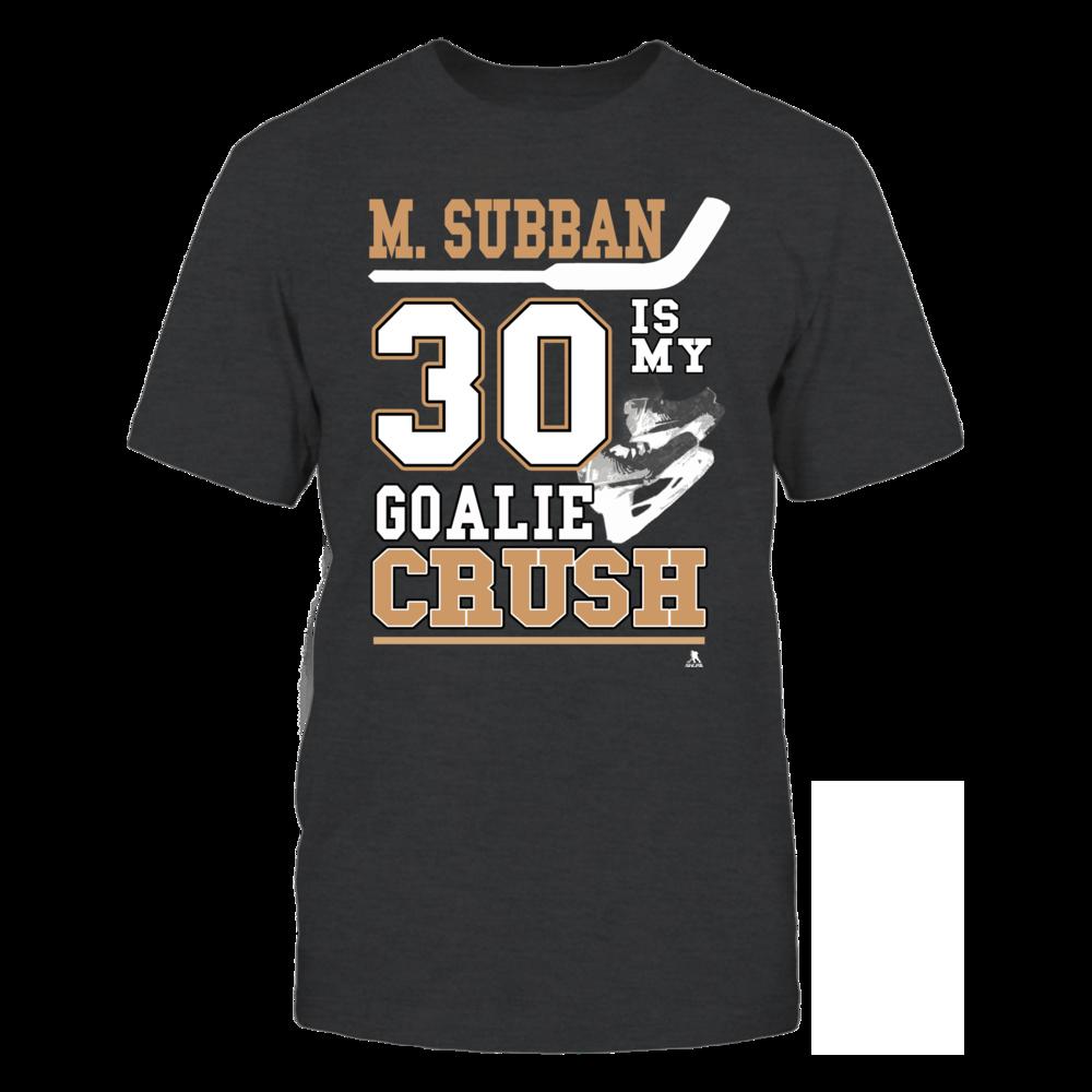 Malcolm Subban No. 30 - Las Vegas Hockey Crush Front picture