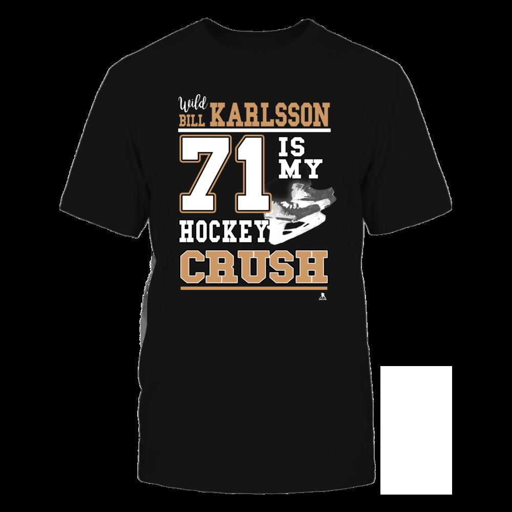 Wild Bill Karlsson No. 71 - Las Vegas Hockey Crush Front picture