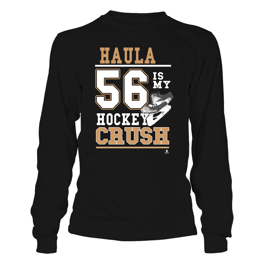Erik Haula No. 56 - Las Vegas Hockey Crush Front picture