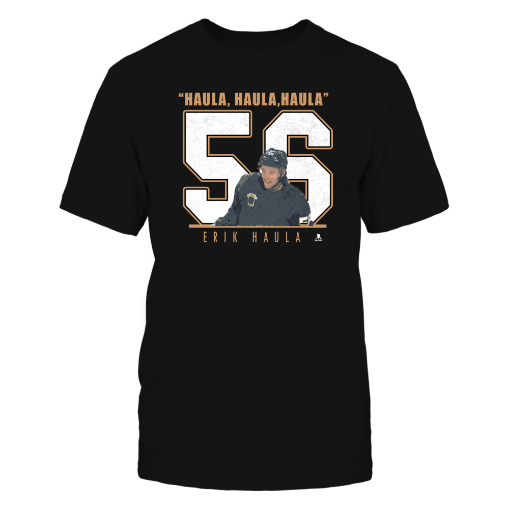 "Erik Haula No. 56 - The Chant ""Haula, Haula, Haula"" Fills the Vegas Hockey Arena After a Score Front picture"