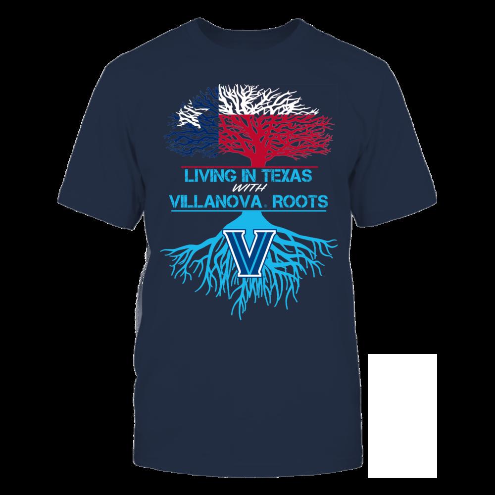 Villanova Wildcats - Living Roots Texas Front picture