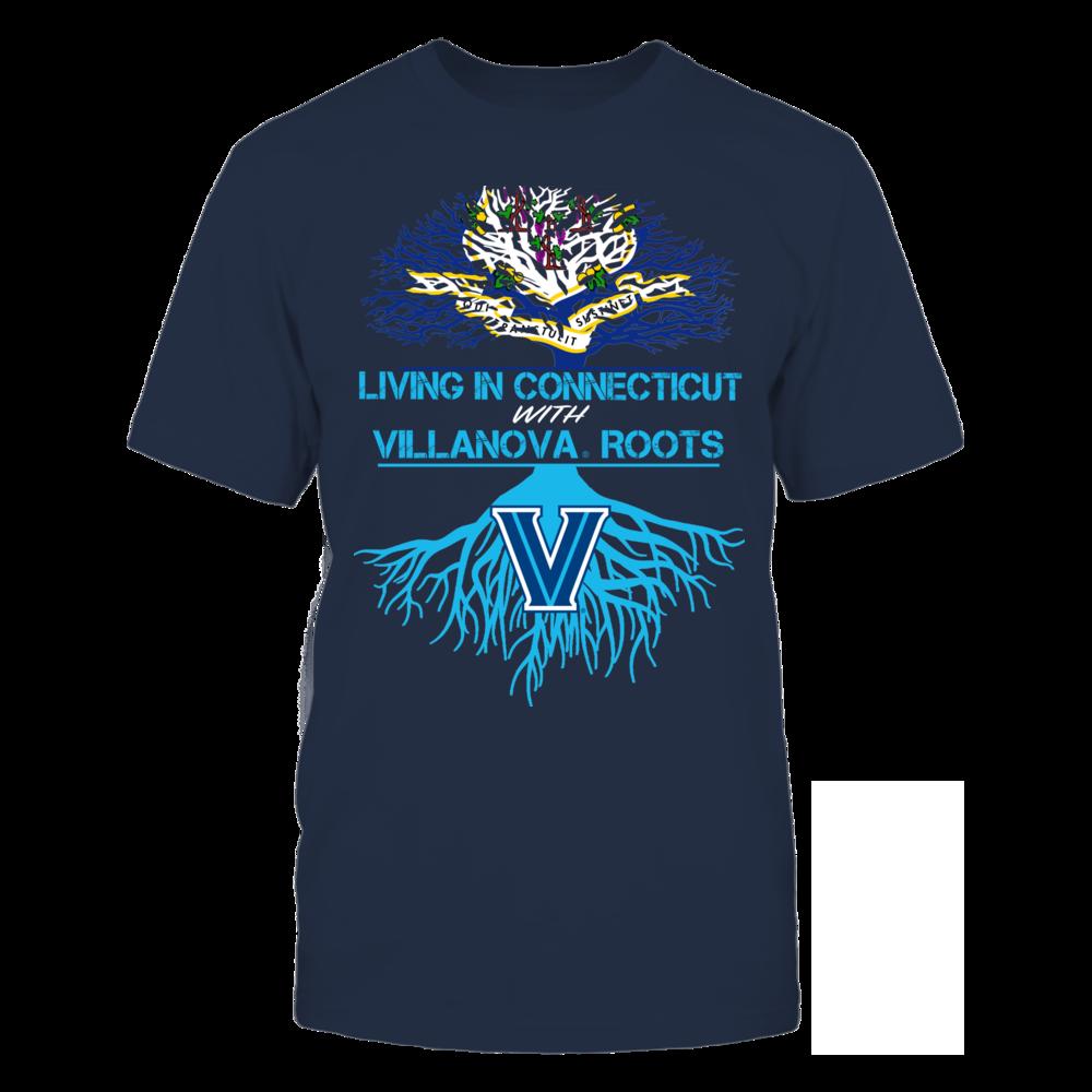 Villanova Wildcats - Living Roots Connecticut Front picture