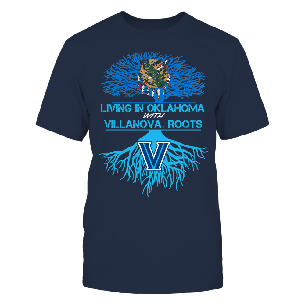 Villanova Wildcats - Living Roots Oklahoma Front picture