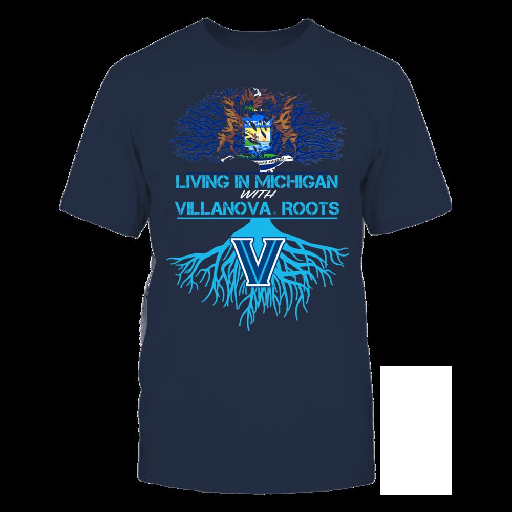 Villanova Wildcats - Living Roots Michigan Front picture