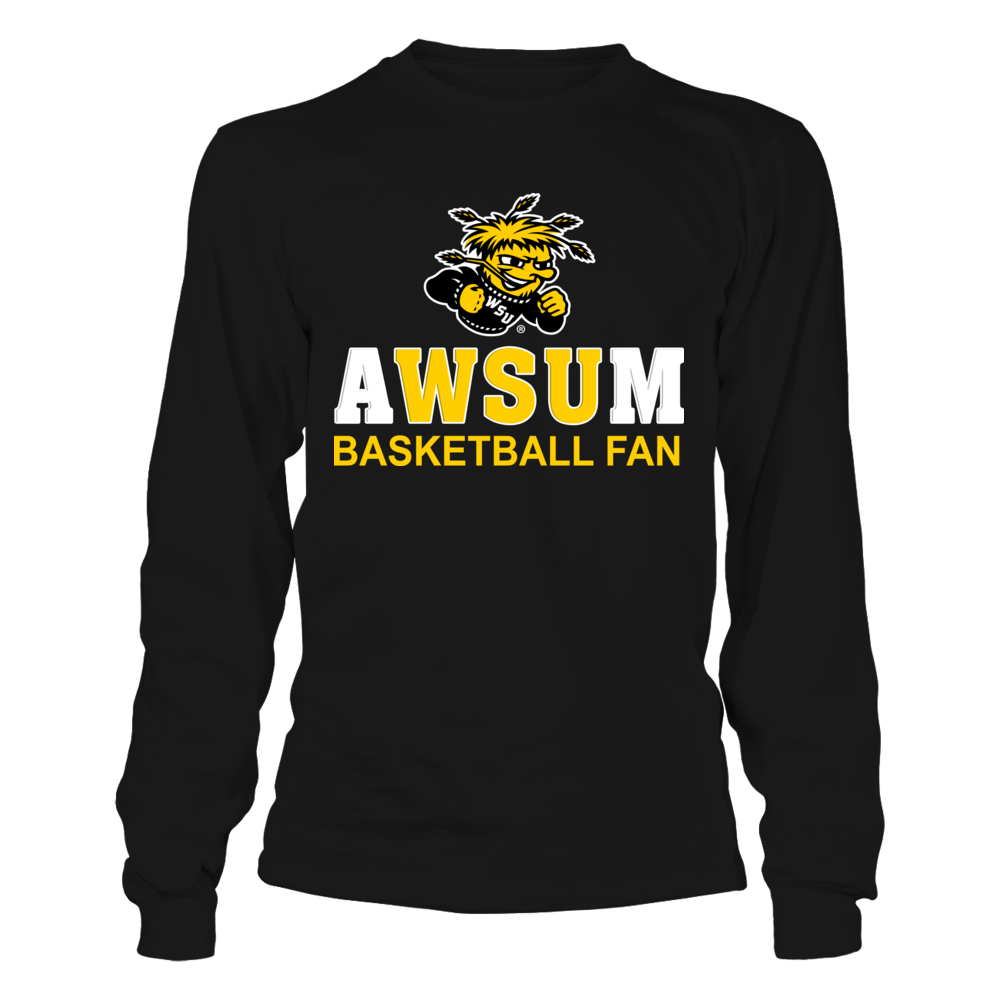 Wichita State Shockers - AWSUM Basketball Fan Front picture