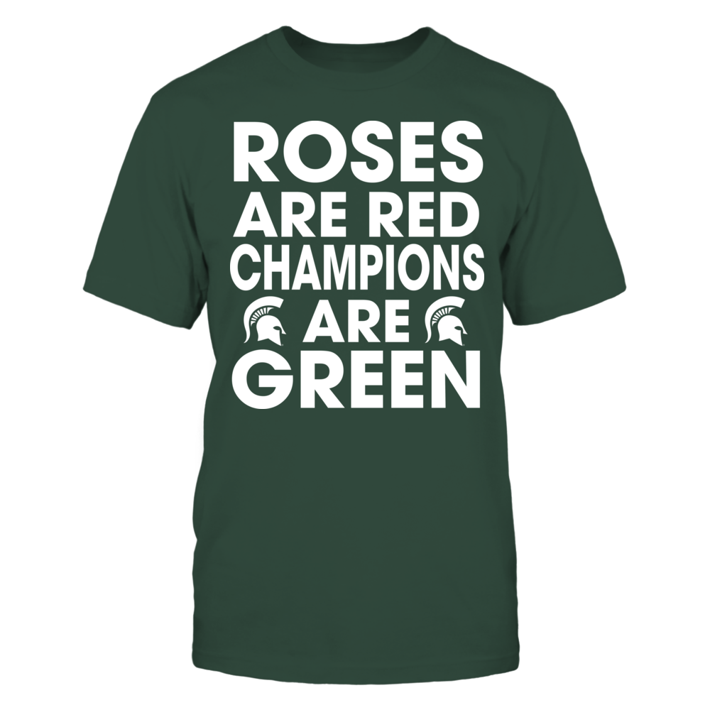 Michigan State Spartans - Roses Are Red Front picture