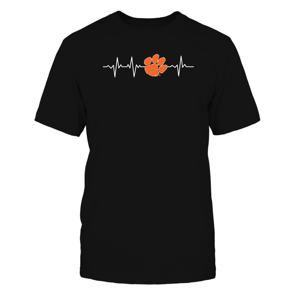 Clemson Tigers-Heartbeat Front picture