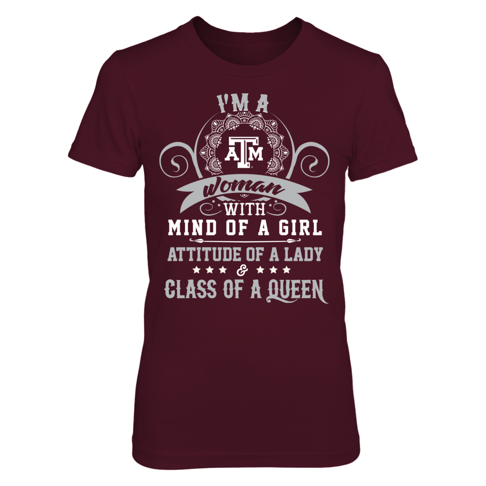 Texas A&M Aggies - Class Of A Queen Front picture
