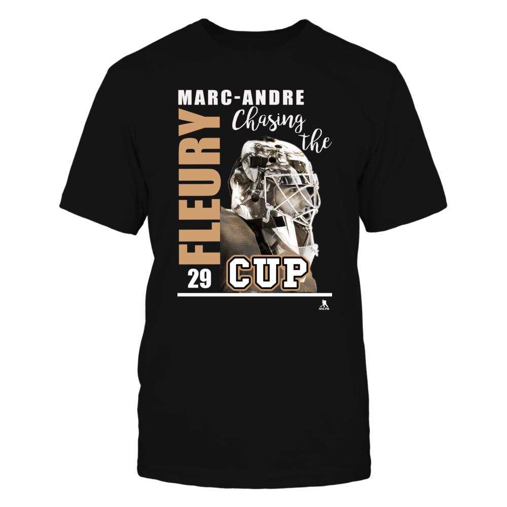 Marc-Andre Fleury No. 29 - Chasing the Cup Front picture