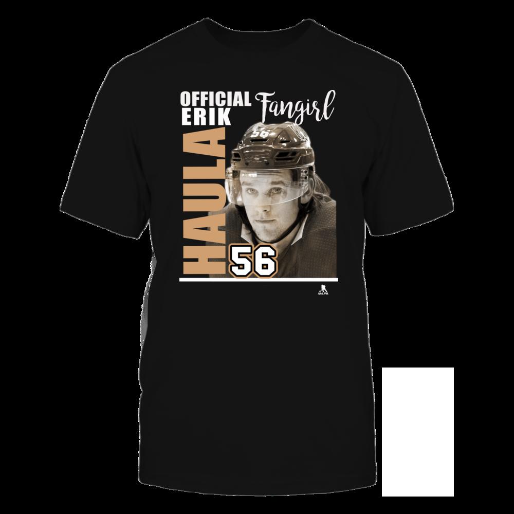Erik Haula No. 56 - Official Fangirl Front picture