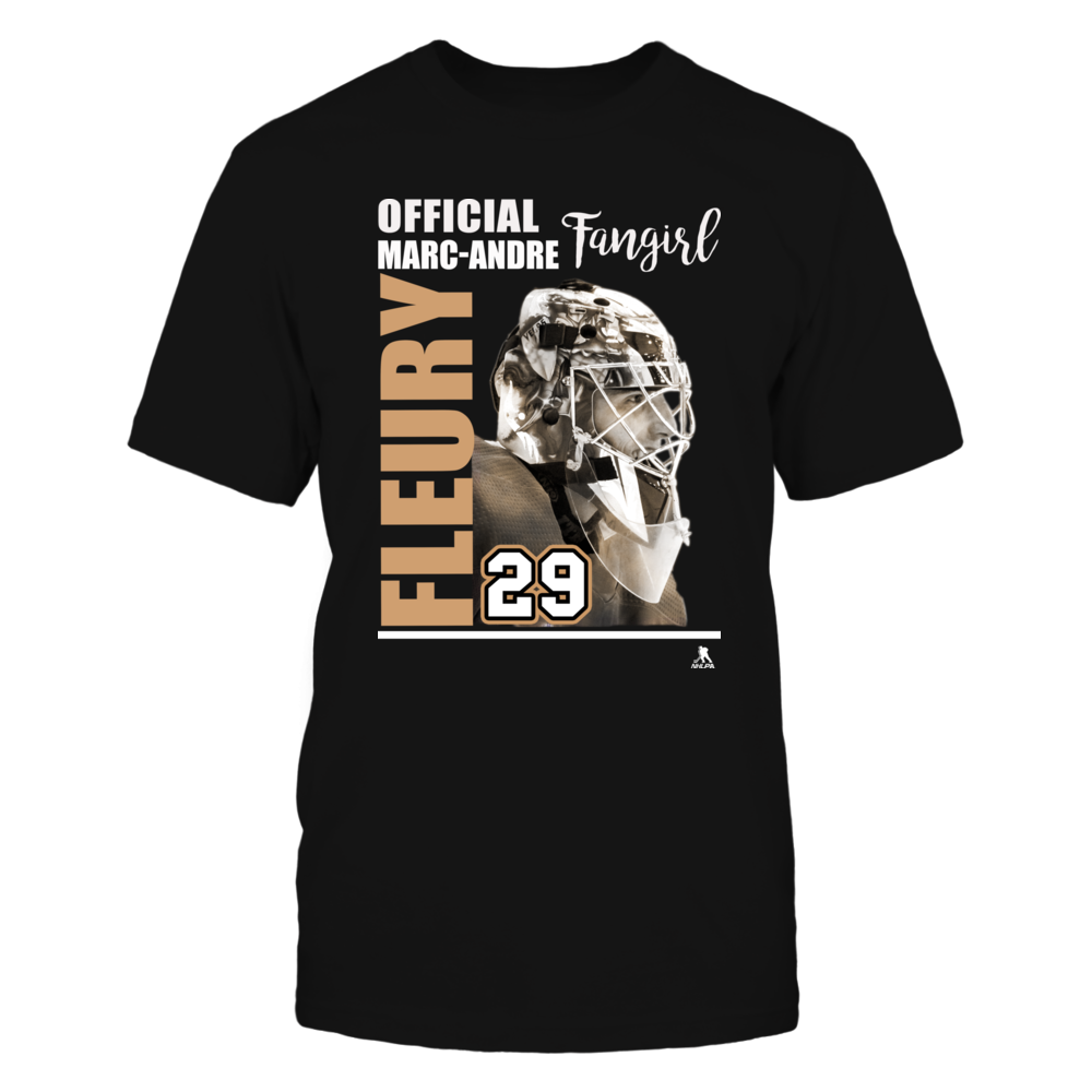 Marc-Andre Fleury- Fangirl shirt Front picture