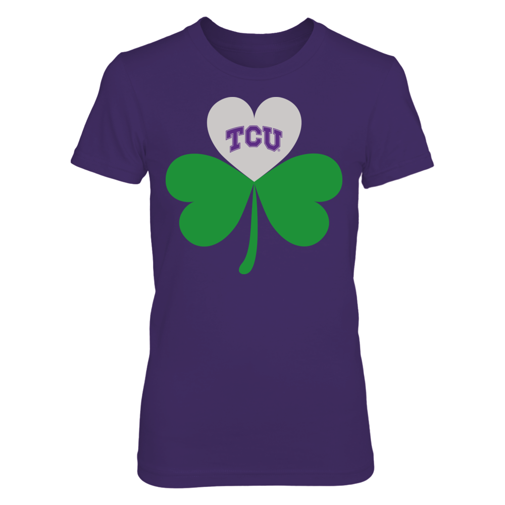 TCU Horned Frogs - Shamrock Love Front picture