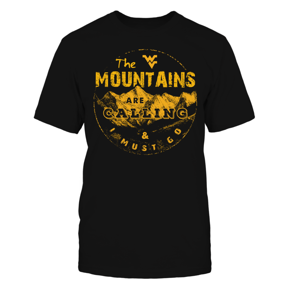 West Virginia Mountaineers - The Mountains Are Calling Front picture