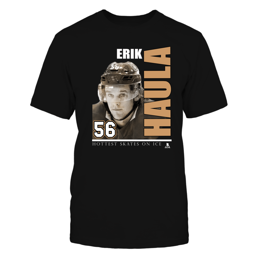 Erik Haula No. 56 - Player Profile Front picture