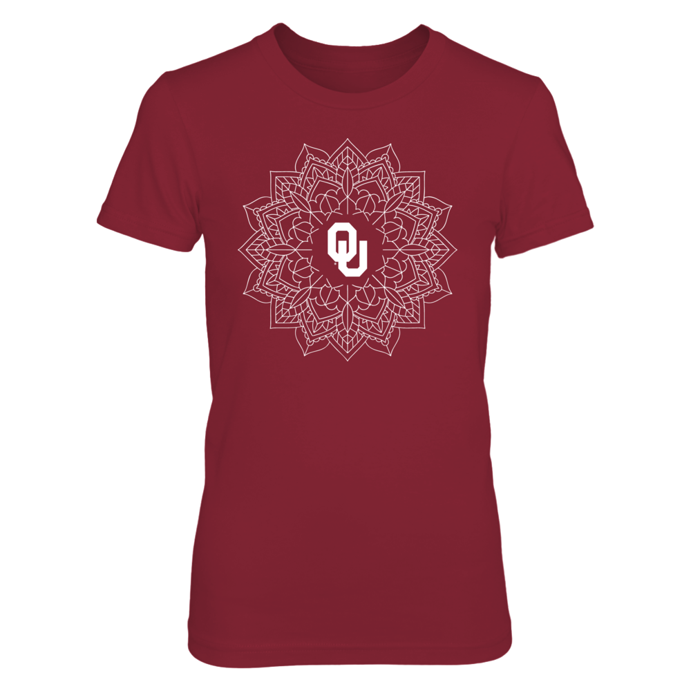 Beautiful Flower - Oklahoma Sooners Front picture
