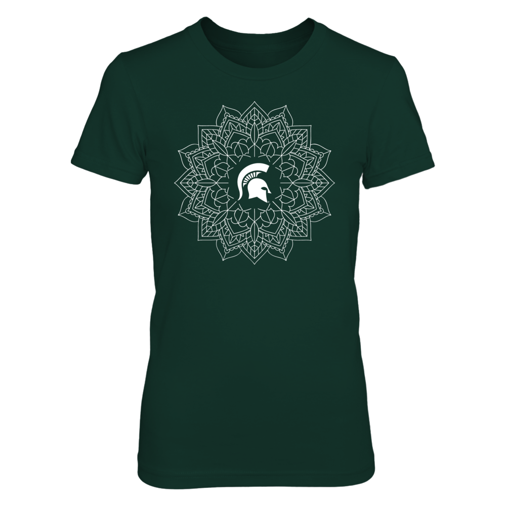 Beautiful Flower - Michigan State Spartans Front picture