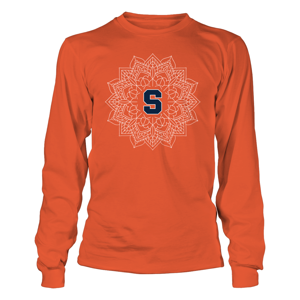 Beautiful Flower - Syracuse Orange Front picture