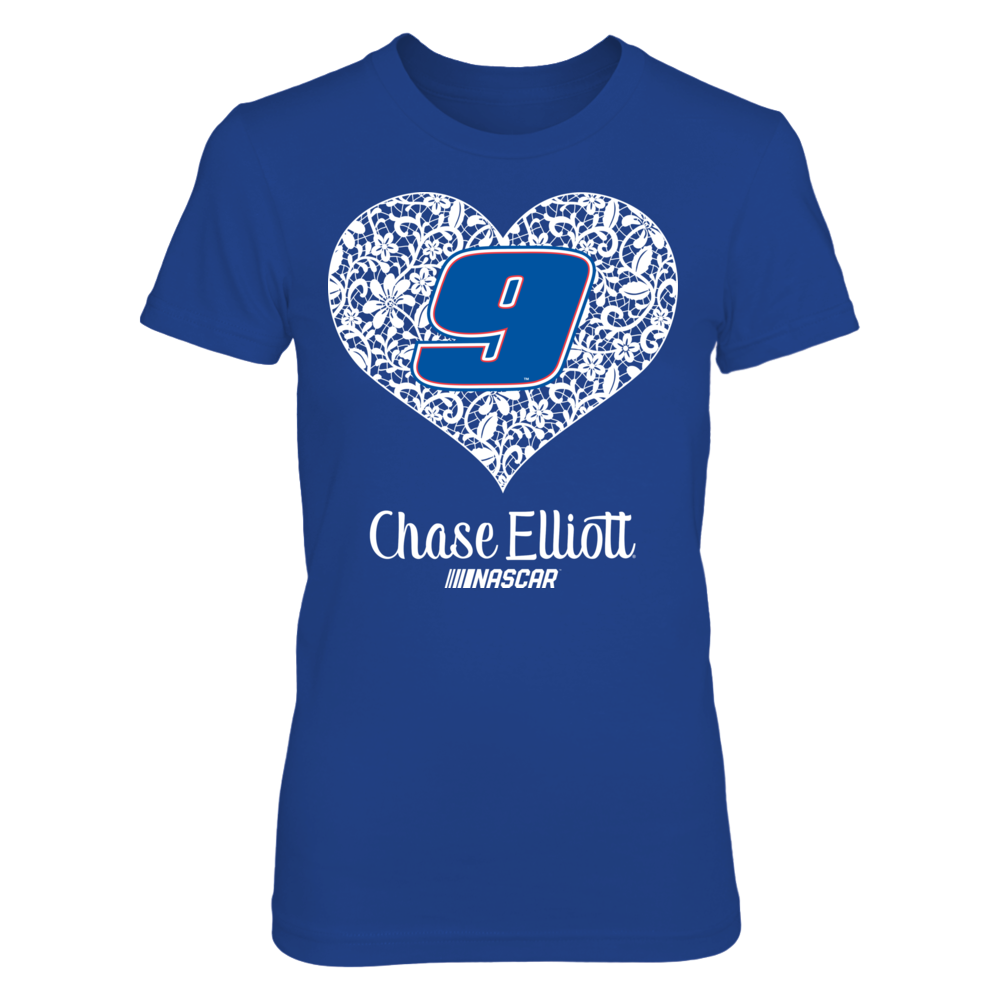 Chase Elliott - Lace Heart Logo Front picture