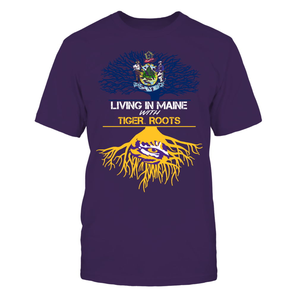 LSU Tigers - Living Roots Maine Front picture