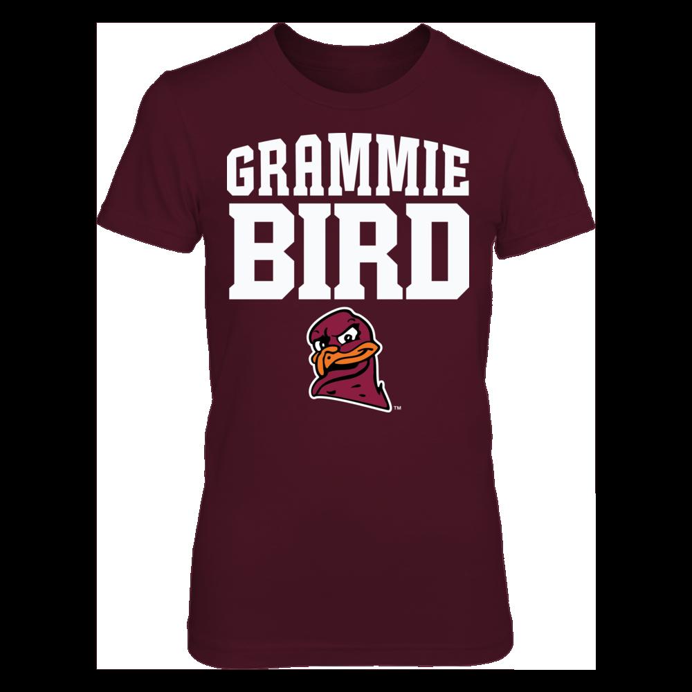 Grammie Bird - Virginia Tech Front picture