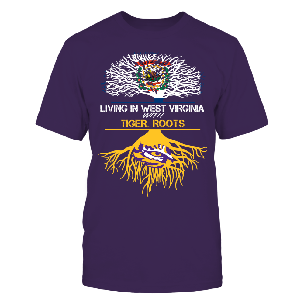 LSU Tigers - Living Roots West Virginia Front picture