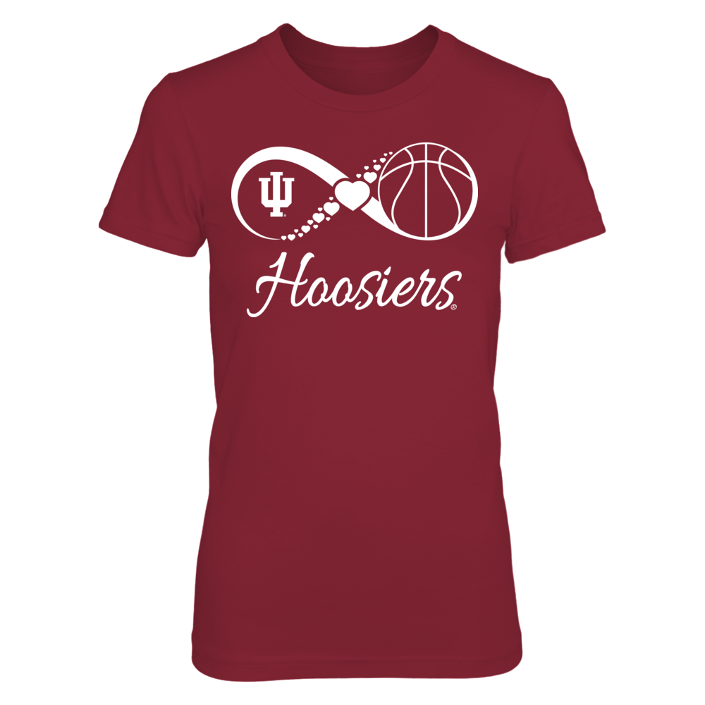 Indiana Hoosiers - Infinite Basketball Love Front picture