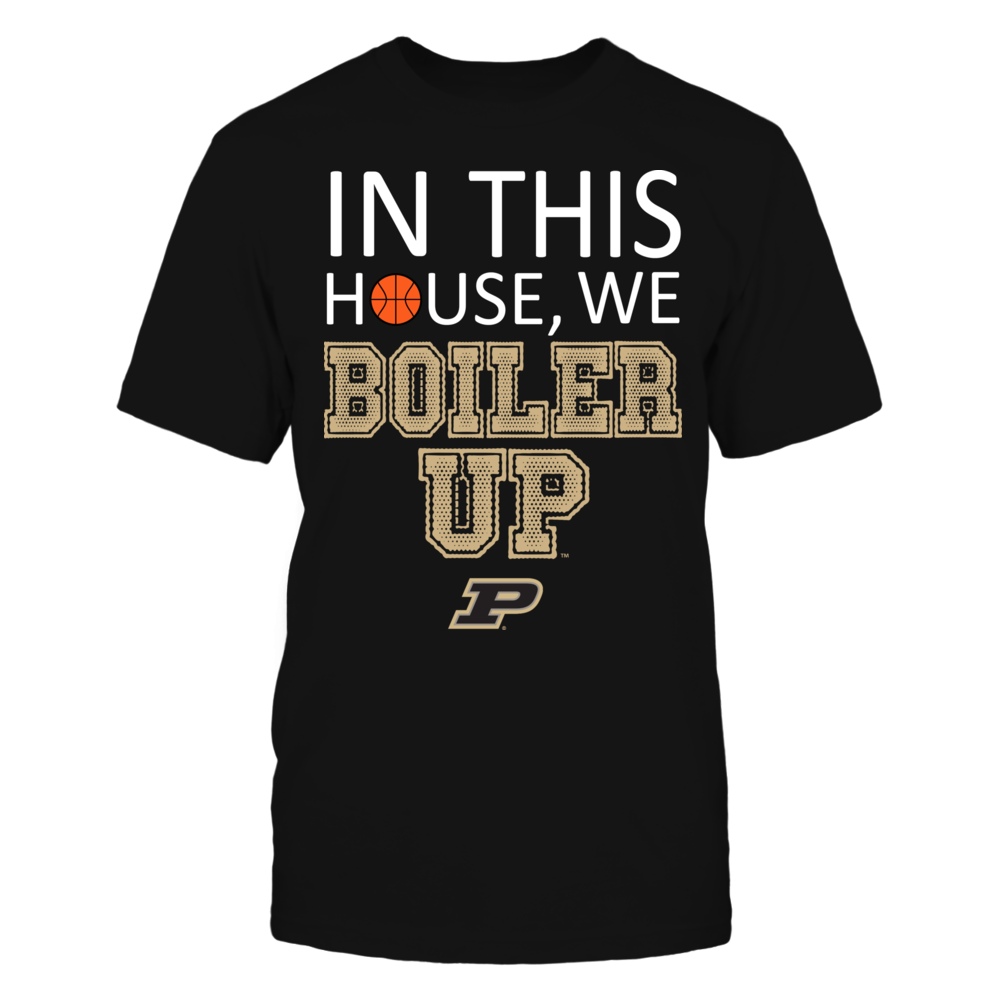 Purdue Boilermakers - In This House Front picture