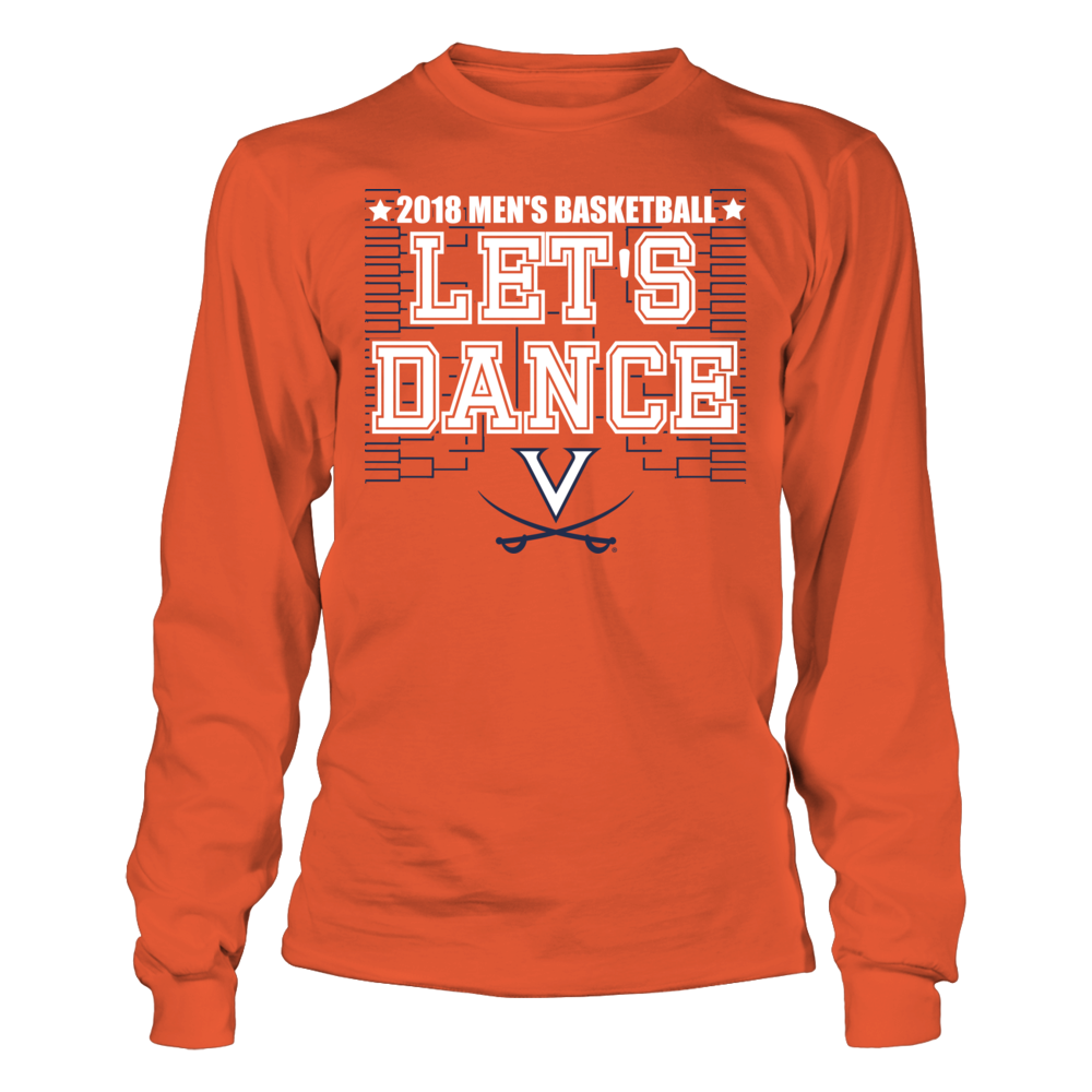 Let's Dance - Virginia Cavaliers Front picture