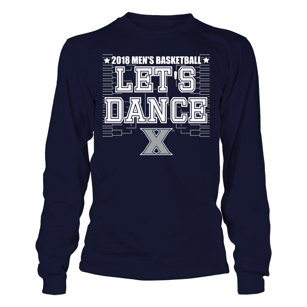 Let's Dance - Xavier Musketeers Front picture
