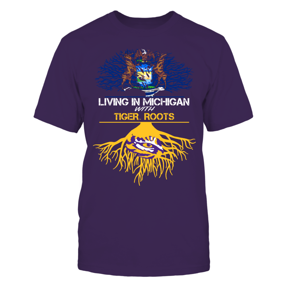LSU Tigers - Living Roots Michigan Front picture