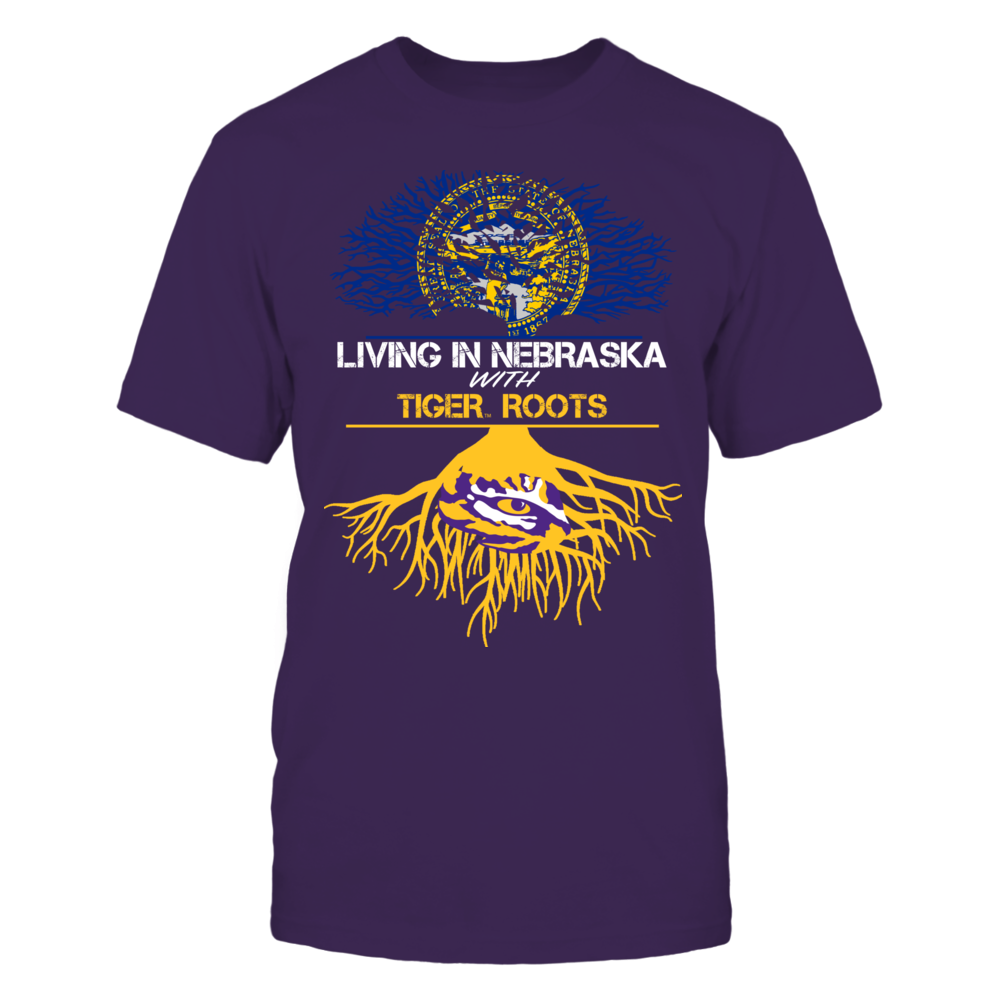LSU Tigers - Living Roots Nebraska Front picture