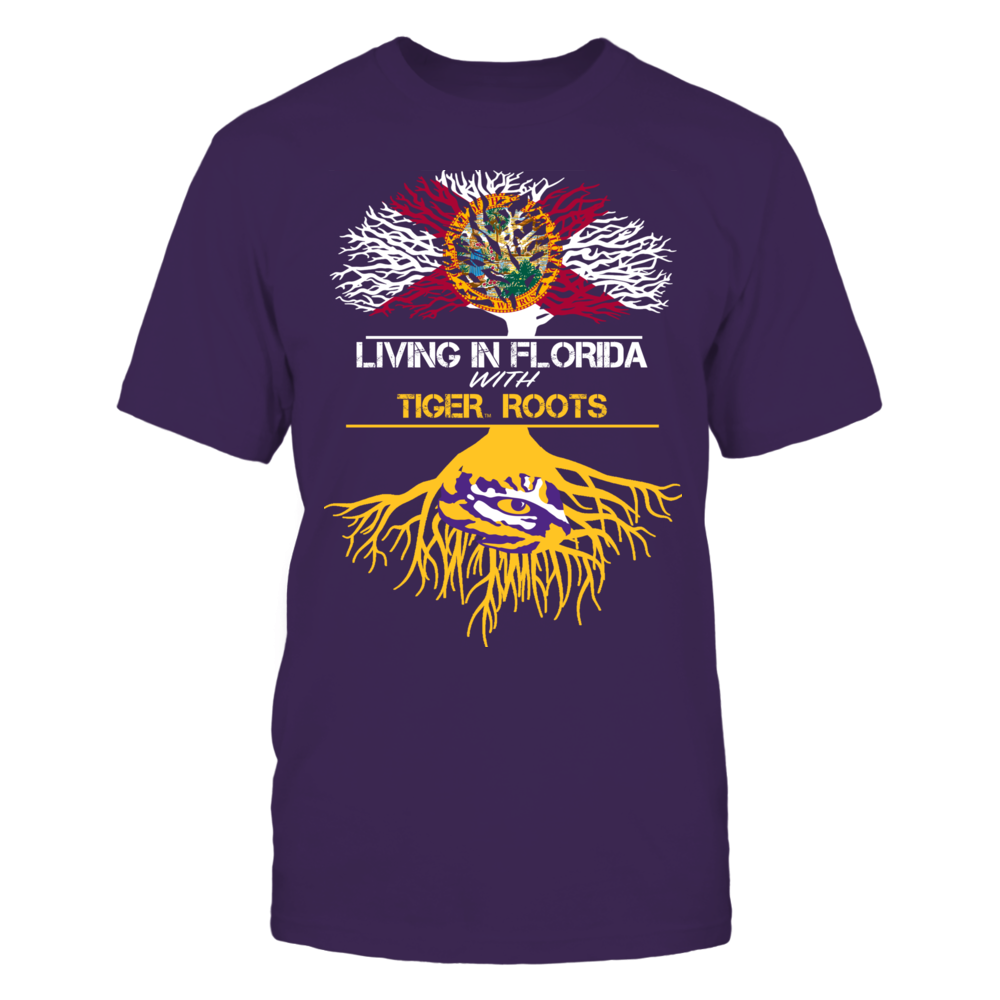 LSU Tigers - Living Roots Florida Front picture