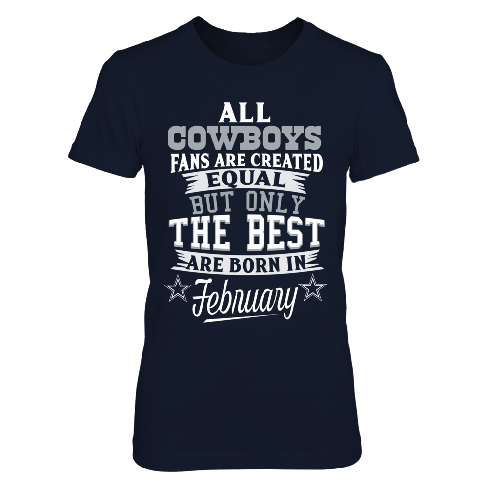 Cowboys Fans - February Front picture