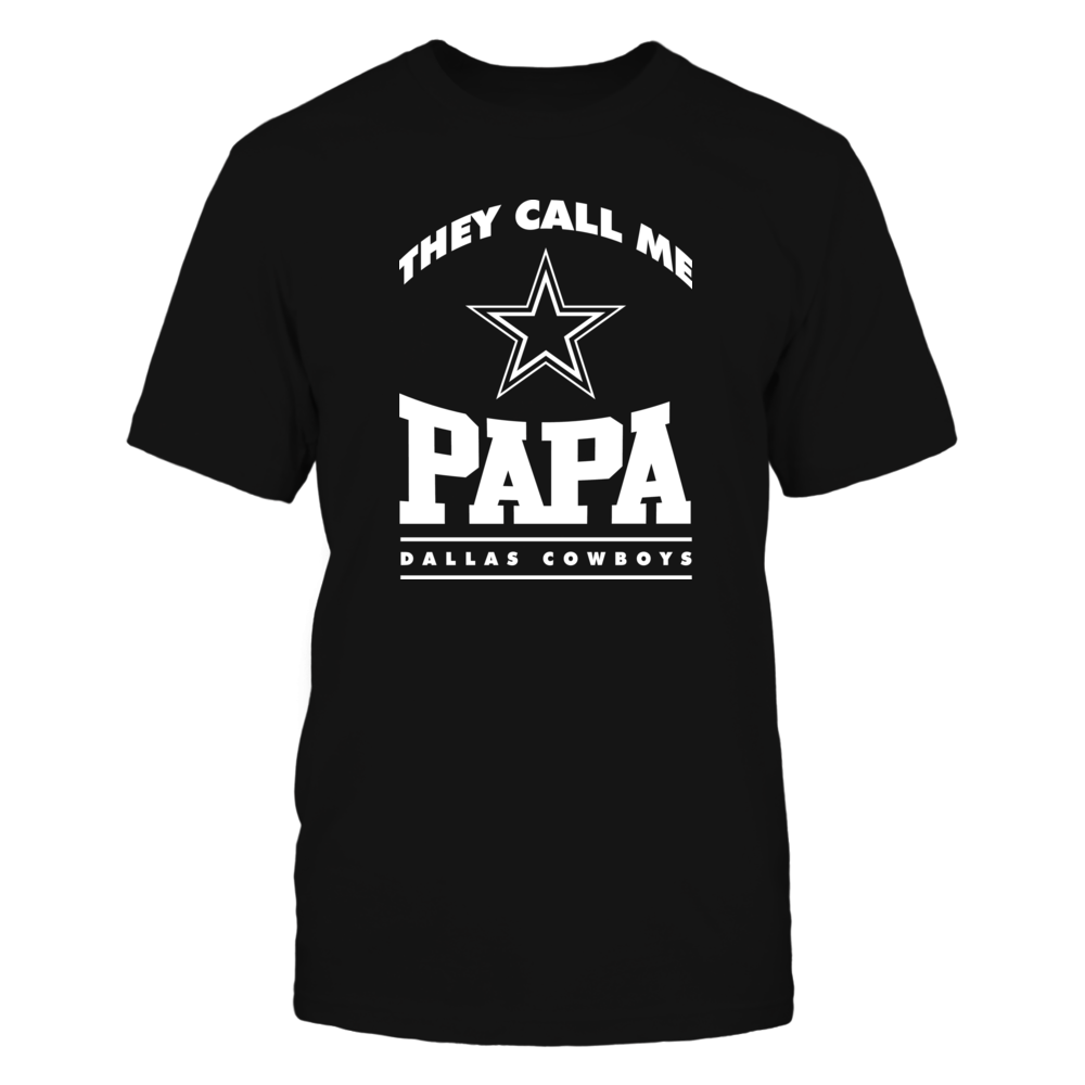 They Call Me Papa - Dallas Cowboys Front picture